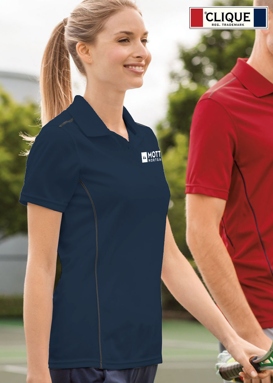 Clique Ladies' Ice Sport Lady Polo