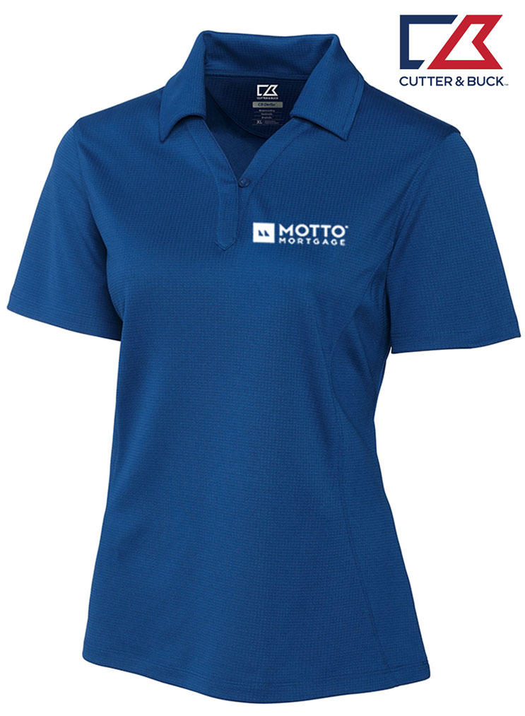 Cutter & Buck Ladies' CB DryTec Genre Polo