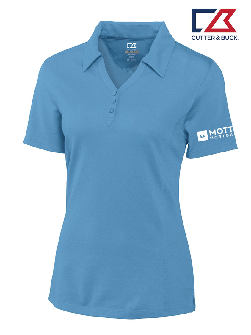 Cutter & Buck Ladies' CB DryTec Championship Polo