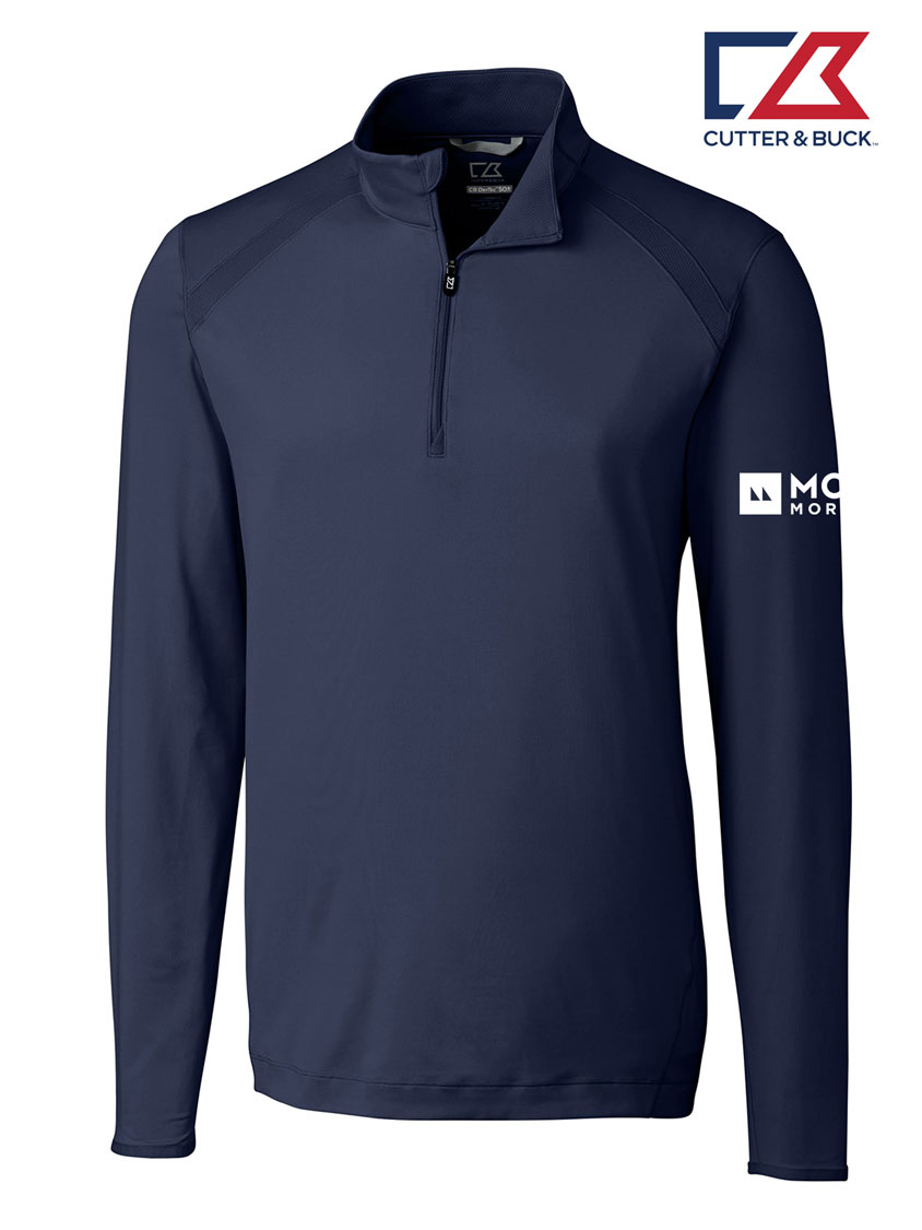 Cutter & Buck Men's Williams Half Zip