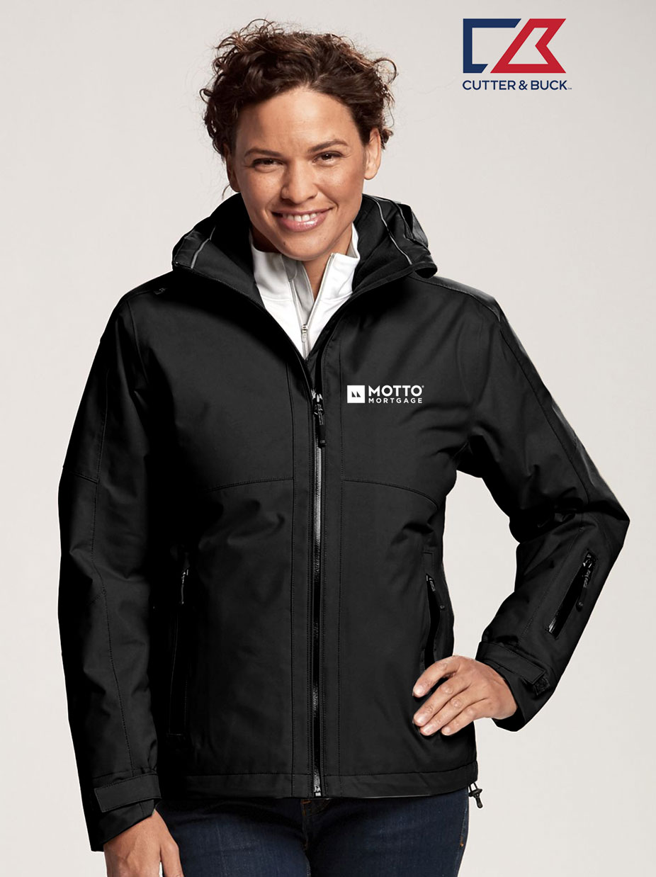 Cutter & Buck Ladies' Alpental Jacket