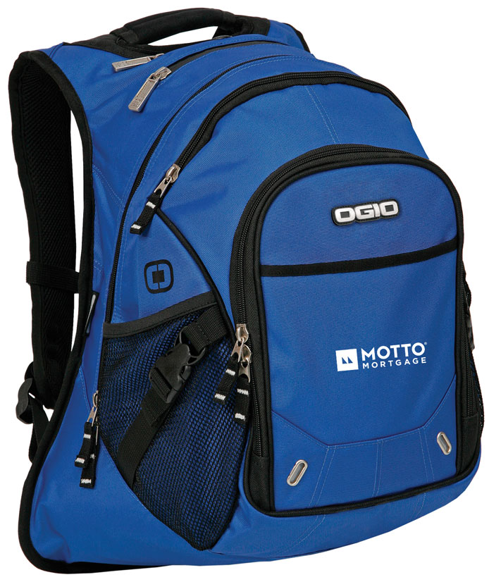 OGIO® Fugitive Backpack  - MOTTO