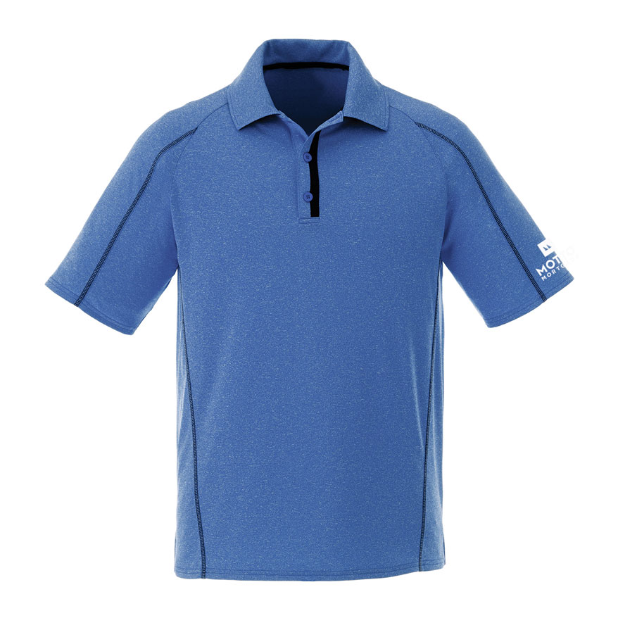 Men's Macta Short Sleeve Polo - MOTTO