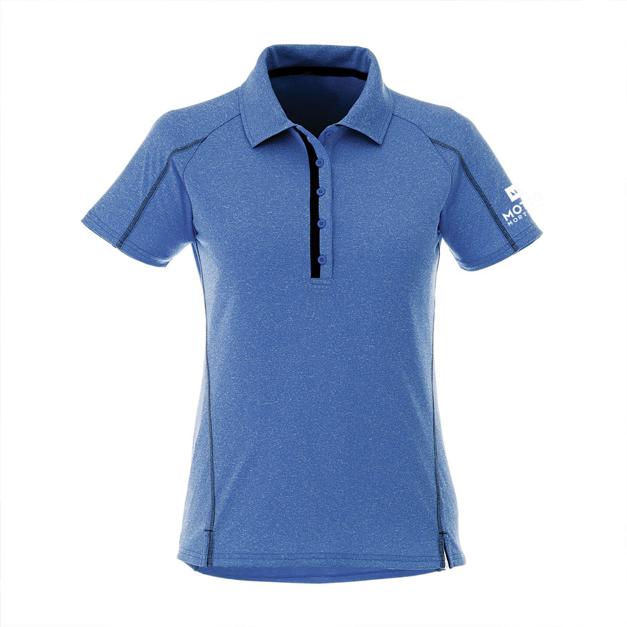 Ladies' Macta Short Sleeve Polo - MOTTO