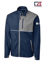 Cutter & Buck Men's Oakridge Windbreaker